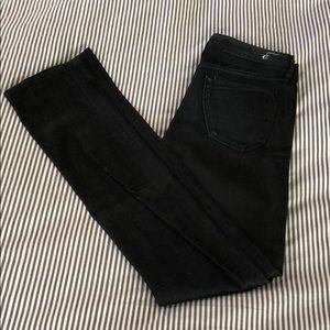Earnest Sewn jeans, dark rinse, sz. 26